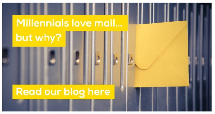 Marketing Direct Mail Millennials Blog